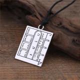 Pandantiv pentagrama Sigiliul lui Solomon amuleta talisman totem