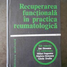 RECUPERAREA FUNCTIONALA IN PRACTICA REUMATOLOGICA