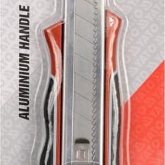 Cutter universal cu maner din aluminiu 18x0.4 mm YATO