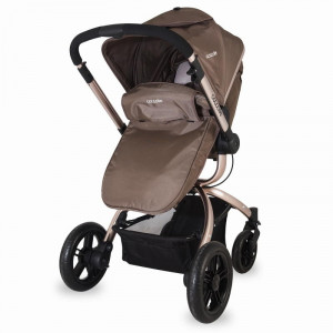 Carucior transformabil 2 in 1 Coccolle Oro