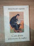 CARTE FOARTE FOLOSITOARE DE SUFLET-SFANTUL NICODIM AGHIORITUL ,1997