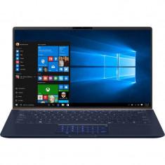 Laptop Asus ZenBook UX433FLC-AI434R 14 inch FHD Touch Intel Core i7-10510U 16GB DDR3 512GB SSD nVidia GeForce MX250 2GB Windows 10 Pro Royal Blue foto