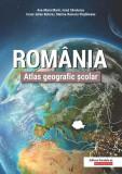 Cumpara ieftin România. Atlas geografic şcolar