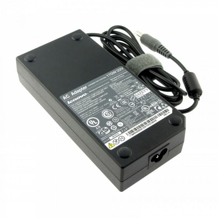 Incarcator Laptop Lenovo ThinkPad W520 170W 20V 8.5A refurbished