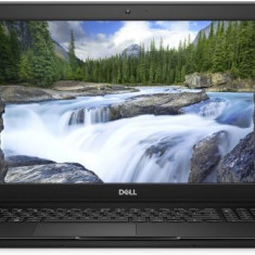 Laptop Dell Latitude 3500 (Procesor Intel® Core™ i7-8565U (8M Cache, up to 4.60 GHz), 15.6inch FHD, 16GB, 256GB SSD, nVidia GeForce MX130 @2GB, Win10