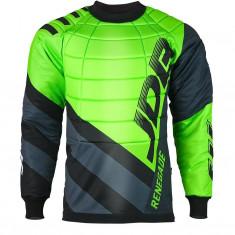Renegade Top SR tricou portar floorball verde L