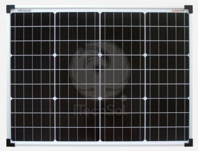 Panou solar fotovoltaic monocristalin 50W   12V foto