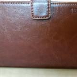 HUSA TELEFON OUKITEL C3 flip noua in folie model 2018 culoare maro
