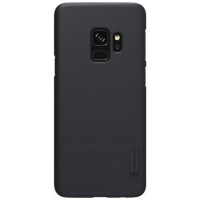 Carcasa spate Samsung Galaxy S9 culoarea neagra foto