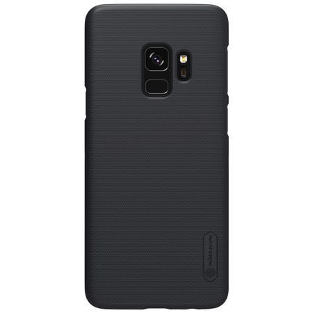 Carcasa spate Samsung Galaxy S9 culoarea neagra
