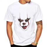 Cumpara ieftin Tricou Alb Personalizat , Bumbac – IT Clown