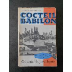 IOAN GRIGORESCU - COCTEIL BABILON. REPORTAJ DIN AMERICA