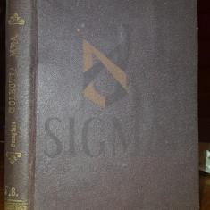 OCTAV MINAR - CARAGIALE - OMUL SI OPERA, 1913