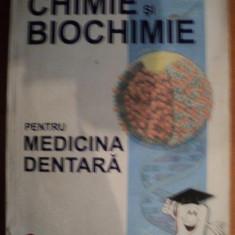 TRATAT DE CHIMIE SI BIOCHIMIE PENTRU MEDICINA DENTARA de MARIA GREABU , ALEXANDRA TOTAN