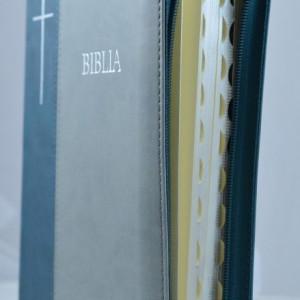 BIBLIA - SFANTA SCRIPTURA - trad. CORNILESCU (BIBLIE, TESTAMENT, FERMOAR, INDEX)
