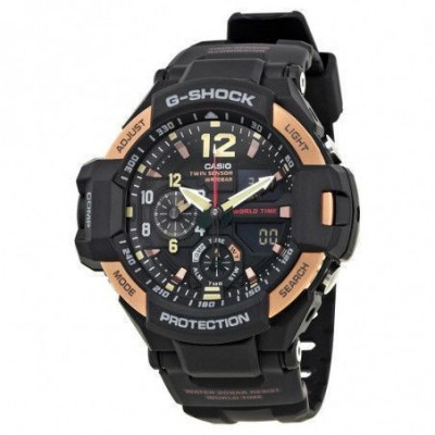 Ceas bărbătesc Casio G-Shock GA1100RG-1A foto