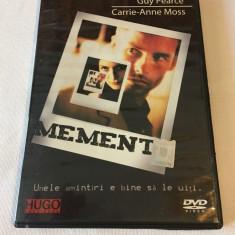 MEMENTO (1 DVD original Film, SUBTITRARE in ROMANA - Stare foarte buna!)
