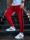 Cumpara ieftin Pantaloni trening bărbați roșu Bolf 11120