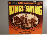 Kings of Swing – Selectii Jazz (1976 /K-Tel/RFG) - VINIL/Impecabil