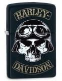 Cumpara ieftin Brichetă Zippo 29738 Harley Davidson-Skull