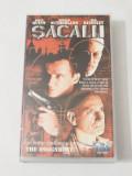 Caseta video VHS originala film tradus Ro - Sacalii, Romana, universal pictures