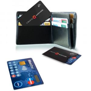 OEM C-Block Plic Protectie Card Bancar Contactless RFID