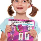 Caiet de Modă pentru Copii