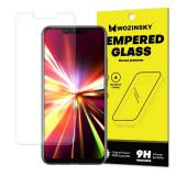 Folie Protectie Ecran WZK pentru Huawei Mate 20 Lite, Sticla securizata