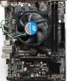 KIT 1150 : ASROCK H81M-VG4 + PROCESOR G3250 3,2Ghz + Cooler Intel
