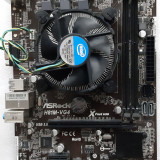 KIT 1150 : ASROCK H81M-VG4 + PROCESOR G3250 3,2Ghz + Cooler Intel