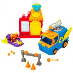 Set Magicbox Toys Super Zings Misiunea 1: Gogoasa vs Croissant