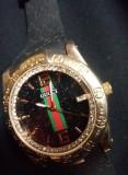 ceas de mana vintage,ceas funtional,estetic conform foto,ceas GUCCI ,T.GRATUIT