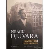 Amintiri din pribegie, Neagu Djuvara