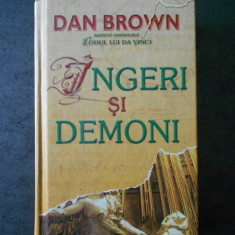 DAN BROWN - INGERI SI DEMONI (2004, cartonata)