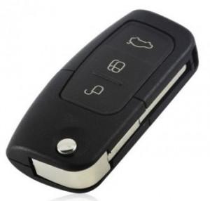 Carcasa cheie cu 3 butoane Ford Focus Fiesta C-Max Ka