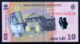 ROMANIA 10 LEI 2005 (07) aUNC