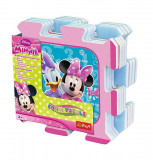 Puzzle Trefl din spuma Minnie