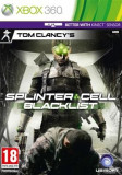 Splinter Cell Blacklist (Kinect) Xbox360