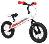 Bicicleta fara pedale SporTrike Racer, alb