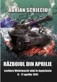 Razboiul din aprilie   Adrian Scrieciu