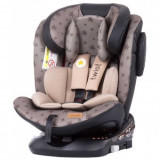 Cumpara ieftin Scaun auto Pentru Copii Chipolino Twist 0-36 kg mocca cu sistem Isofix