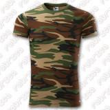Tricou camuflaj vânătoare - pentru bărbați