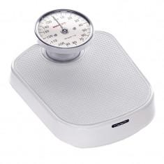 Cantar mecanic Laica Bodyform PS2009, 160 kg, Alb