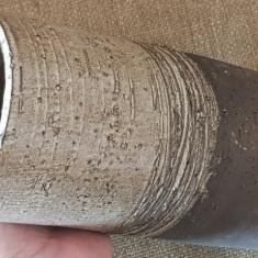 Vaza - DIZANAR ceramica lut veche - confectionata manual - semnata