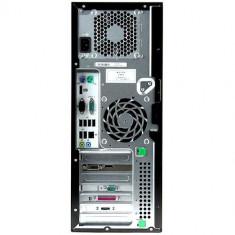 Calculator HP 8100 Elite Tower, Intel Core i7-860, 4GB DDR3, 500GB HDD, DVD, Placa video nVidia GeForce 605dp, Windows 10 Home Refurbished Preinstalat