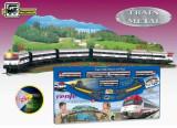 Cumpara ieftin Trenulet electric calatori Cercanias RENFE cu peisaj