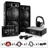 Cumpara ieftin Electronic-Star Block Party, sistem audio PA, amplificator