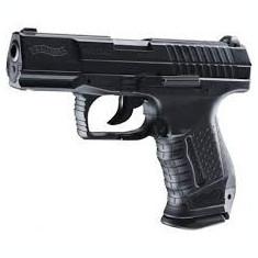 Pistol Walther 4J DAO+0,40gr(1000bile)+3 capsule CO2