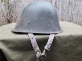 Casca militara romaneasca model M73 comunista