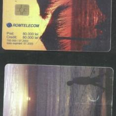 Romania 2003 Telephone card Nature Sea CT.024